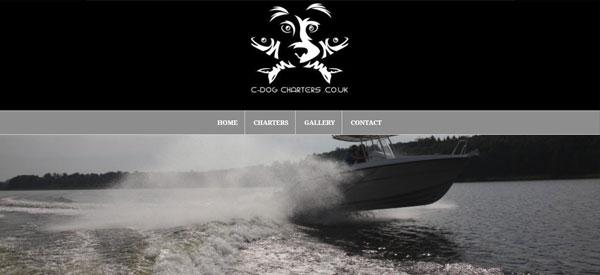 C-Dog-Charters-website