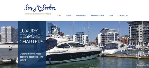 Seaseeker-Charters-website