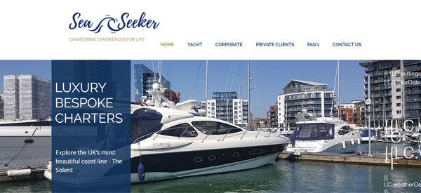 Seaseeker-Charters-website