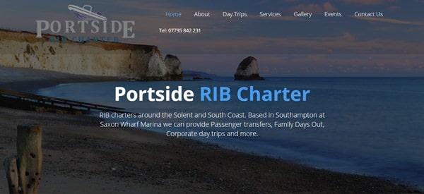 Portside_Rib_Charter_website