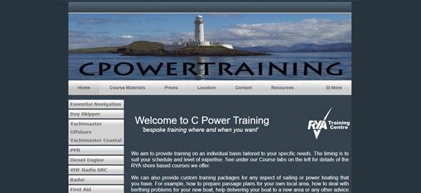 C_Power_Training-website