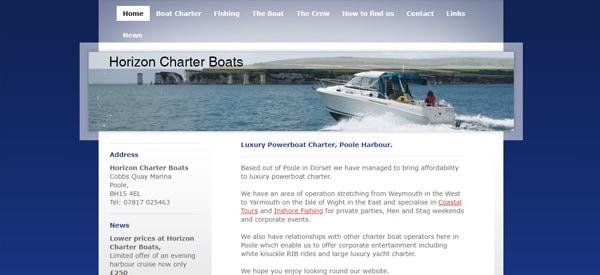 Horizon_Charter_Boats_website